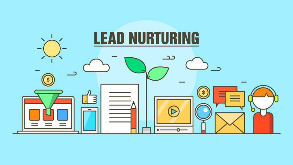Nurturing Leads Through Pardot