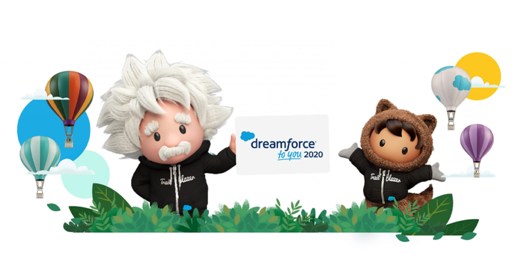 Dreamforce is back and better than ever!