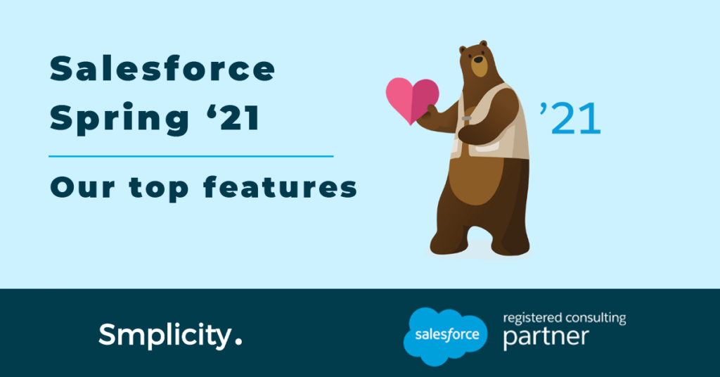 New Salesforce Flow Features to explore in Spring '21