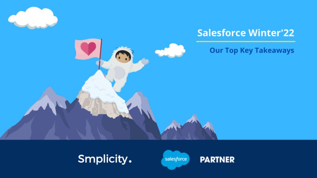 Salesforce Winter'22 Release
